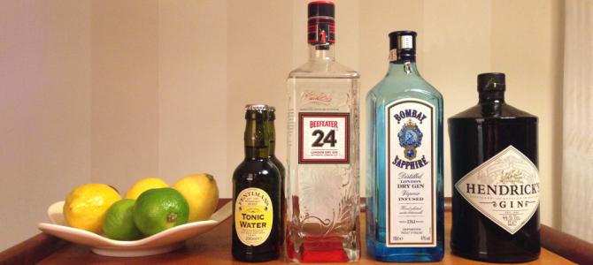 En perfekt Gin Tonic